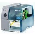 CAB A4+M置中条码打印机